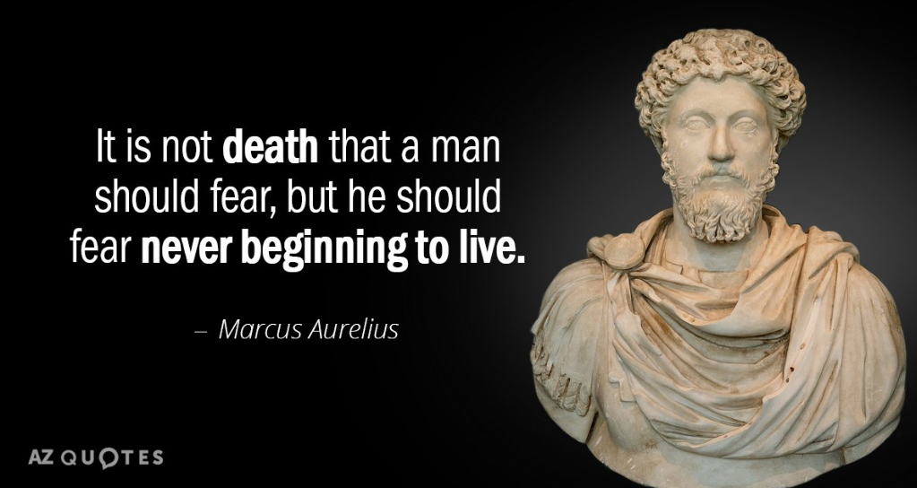 Marcus Aurelius Quote