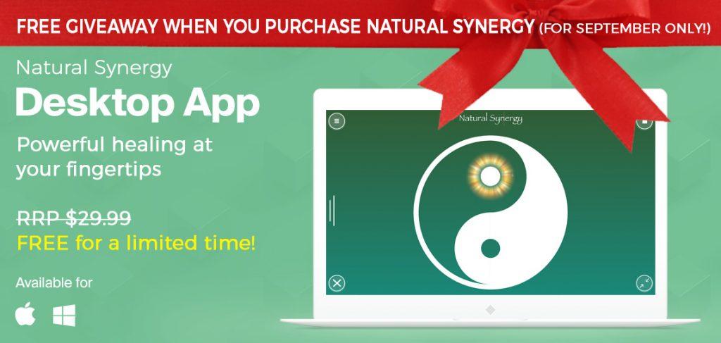 desktop app giveaway