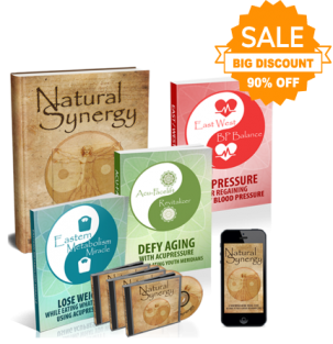 complete natural synergy book package