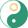 natural synergy cure green yin yang