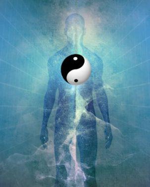 ying yang man